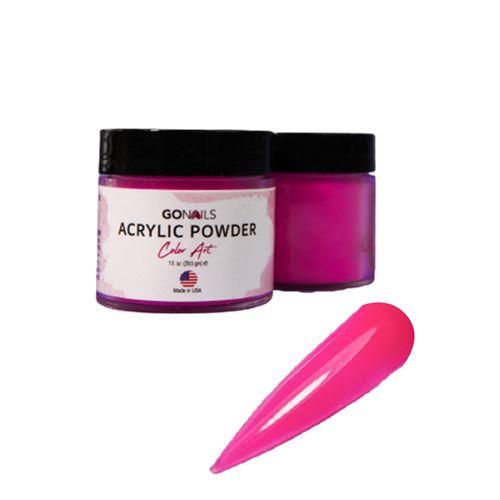 Acrílico Go Nails Powder 28 gr Color Art #18