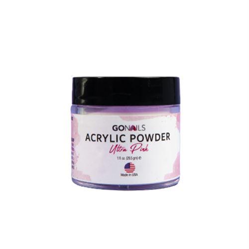 Acrílico Go Nails Premium Ultra Pink 28 gr