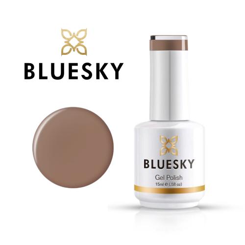 BLUESKY Esmalte gel 63922 Nude - Malva