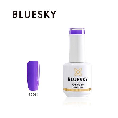 BLUESKY Esmalte Gel 80641 MORADO