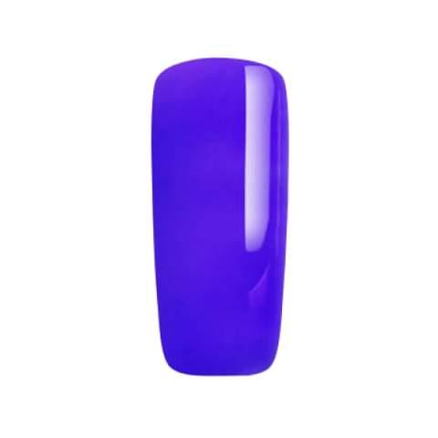 BLUESKY Esmalte Gel GLAZE 06 - Morado Azulino (efecto Jelly)