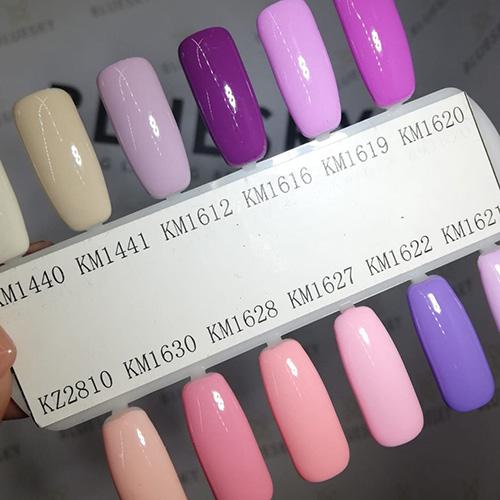 BLUESKY Esmalte Gel KZ2810-damasco pastel