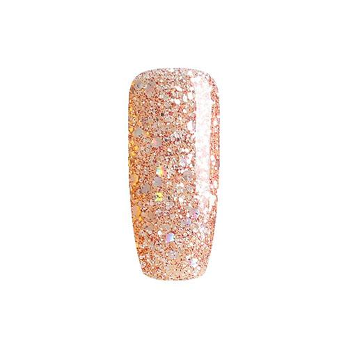 BLUESKY Esmalte Gel LT135 Glitter Palo Rosa Grande