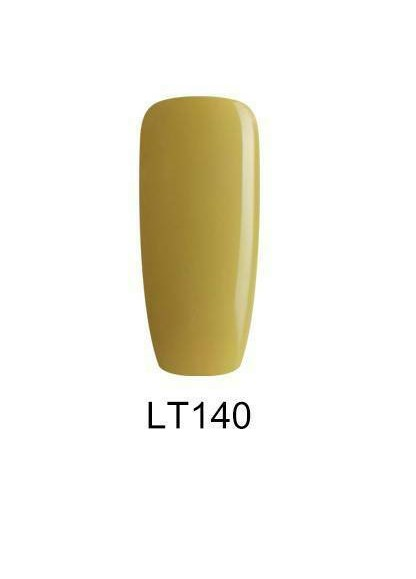 BLUESKY Esmalte Gel LT140 Amarillo verdoso