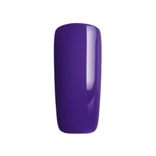 BLUESKY Esmalte Gel POWERFUL GLOW- Azul purpura