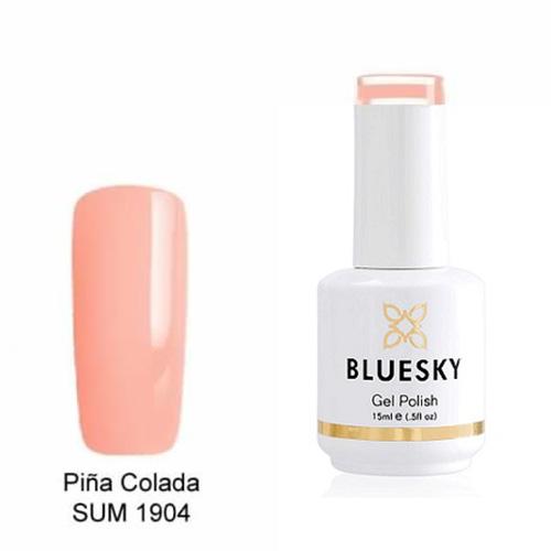BLUESKY Esmalte Gel SUM1904 - Piña colada
