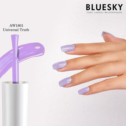BLUESKY Esmalte Gel UNIVERSAL TRUTH-  Lila