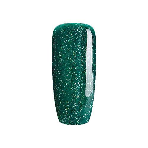 BLUESKY Esmalte Permanente 63902 Verde Navidad Glitter pequeños