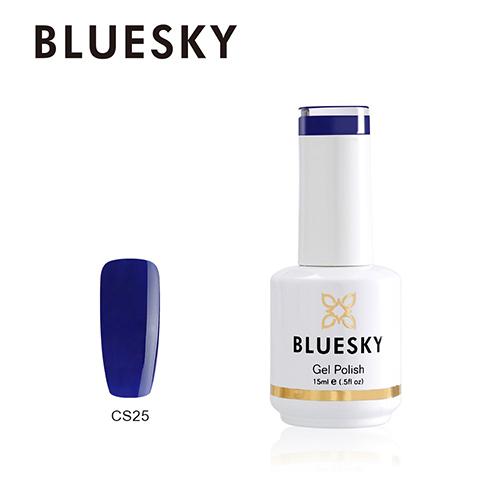 BLUESKY Esmalte Permanente CS25 Azul Rey Oscuro