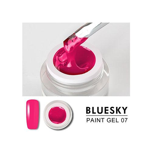 BLUESKY Gel Paint para diseño - 07 ROSADO