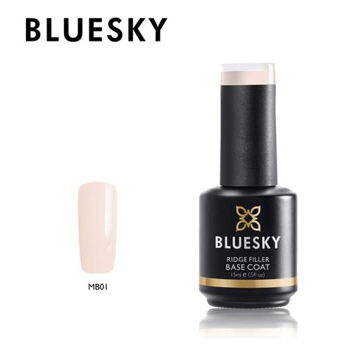 Bluesky Gel Base Ridge Filler 01 SOFT PINK