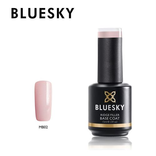 Bluesky Gel Base Ridge Filler 02 PINK