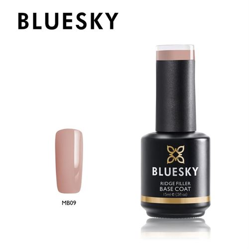 Bluesky Gel Base Ridge Filler 09 NUDE