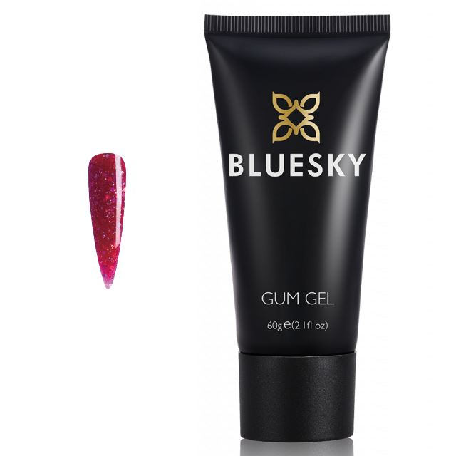 BLUESKY GUM GEL - AS IF 60 GRS