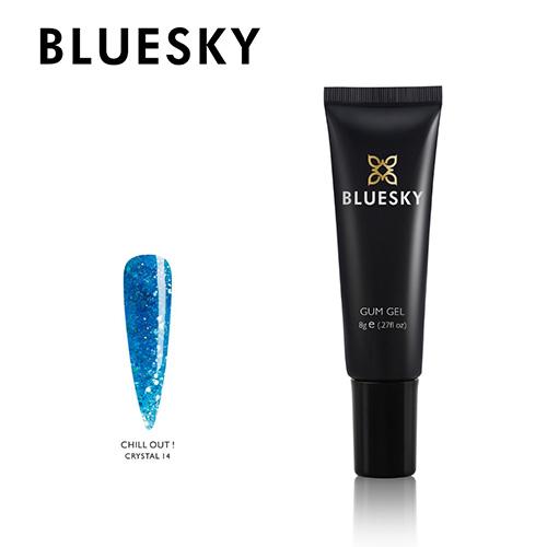 BLUESKY GUM GEL - CHILL OUT 8 GRS