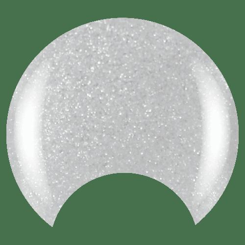COLOR CLUB Esmalte Gel - Now is the Time (Plateado matte con glitter)
