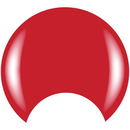 COLOR CLUB Esmalte Gel - Regatta Red (Rojo escarlata)