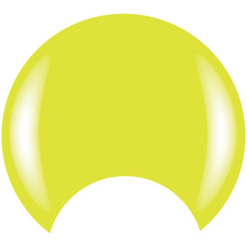 COLOR CLUB Esmalte Gel - Yellin' Yellow (Amarillo limón neon)
