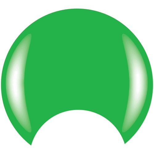 COLOR CLUB Esmalte Gel - Trees Please (Verde manzana neon)