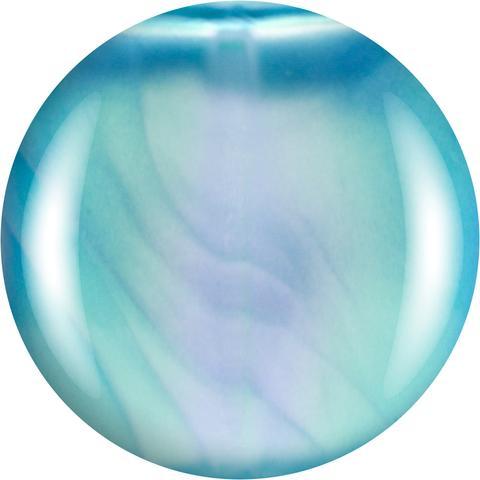 COLOR CLUB Esmalte Gel - Frost Bite (Multicromo celeste plateado)