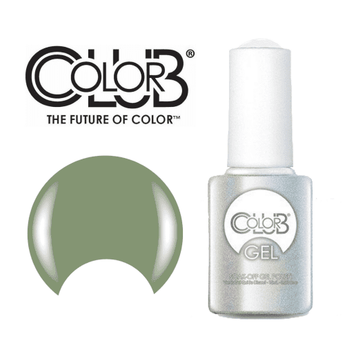 COLOR CLUB Esmalte Gel - It's About Thyme (Verde oliva)