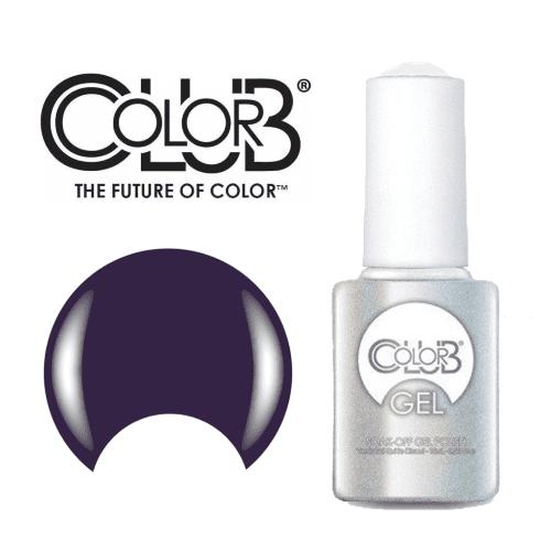 COLOR CLUB Esmalte Gel - Nail-robi (Púrpura)