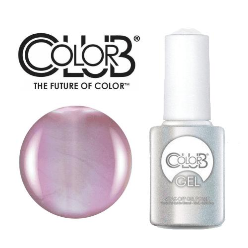 COLOR CLUB Esmalte Gel - Smooth Move (Multicromo rosado plateado)