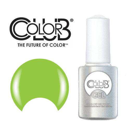 COLOR CLUB Esmalte Gel - We Liming (Verde lima neon)