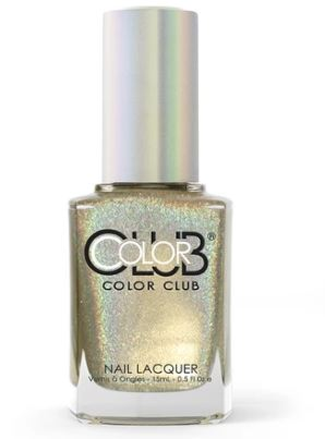 COLOR CLUB ESMALTE TRADICIONAL NAIL LACQUER 1091 STAR LIGHT (HALO)