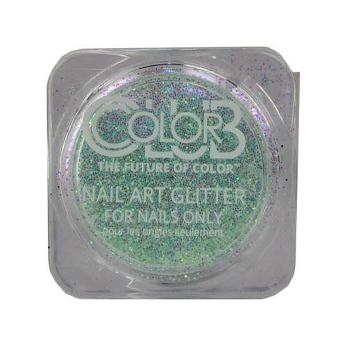 COLOR CLUB Glitter Pot - Big Dipper (Verde agua)