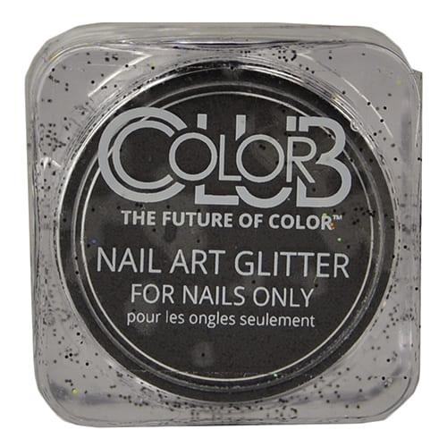 COLOR CLUB Glitter Pot - Dark Matter (Negro)