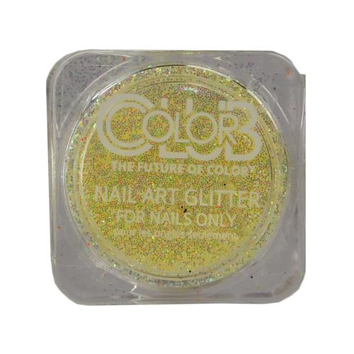 COLOR CLUB Glitter Pot - Light Year (Amarillo claro)