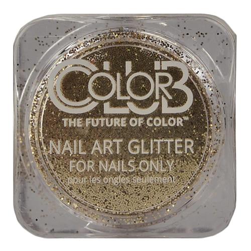 COLOR CLUB Glitter Pot - Shooting Star (Dorado)