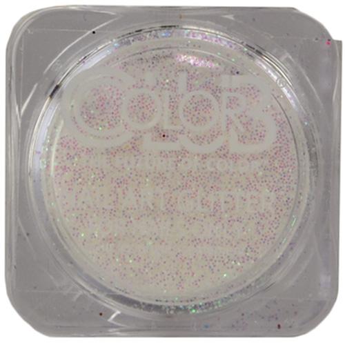 COLOR CLUB Glitter Pot - White Light (Blanco)