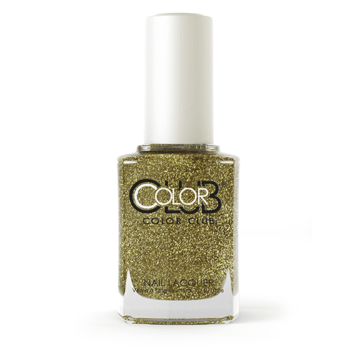 COLOR CLUB Tradicional - Gold Glitter (Dorado)