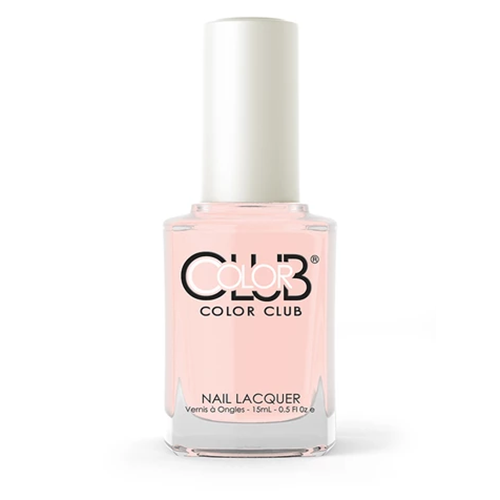 COLOR CLUB Tradicional - Secret Rendezvous (Blanco toque rosado)