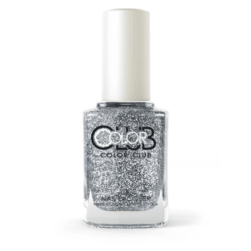COLOR CLUB Tradicional - Sex Symbol (Glitter plateado)
