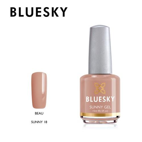 Esmalte Tradicional Bluesky - Sunny18 Beau