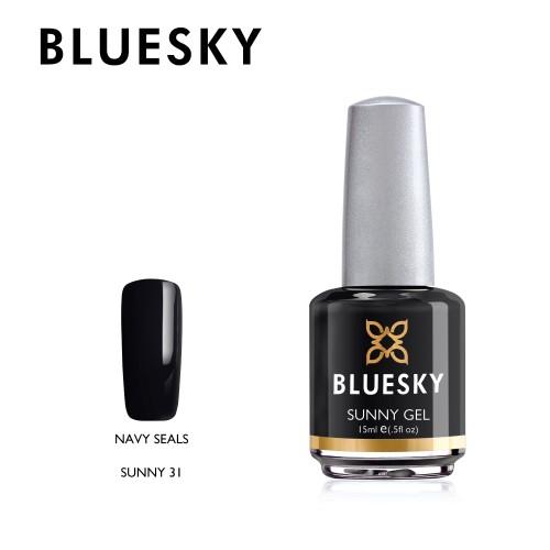 Esmalte Tradicional Bluesky - Sunny31 Navy Seals