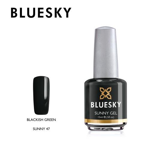 Esmalte Tradicional Bluesky - Sunny47 Blackish Green