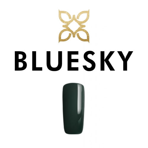 Esmalte Tradicional Bluesky - Sunny47 Blackish Green