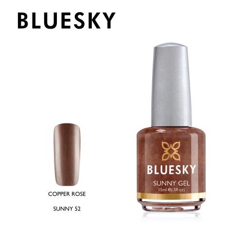 Esmalte tradicional Bluesky - Sunny52 copper rose - bronce