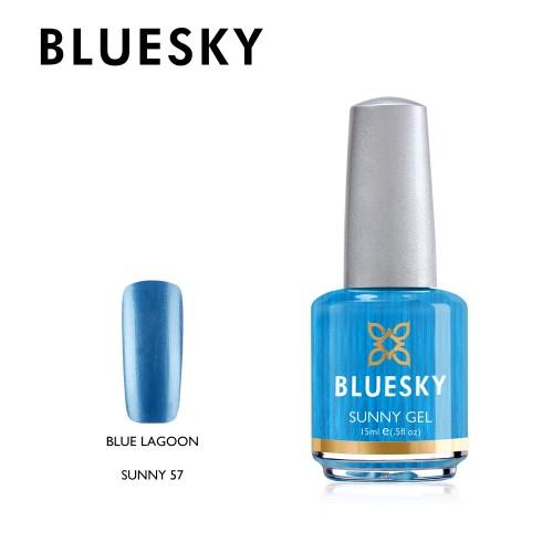 Esmalte Tradicional Bluesky - Sunny57 Blue Lagoon