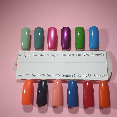 Esmalte tradicional Bluesky - Sunny71 Seaside Blue - calipso