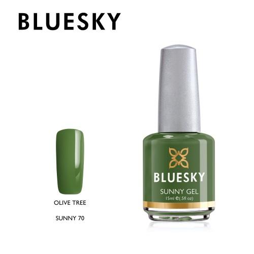 Esmalte Tradicional Bluesky - Sunny70 Olive Tree