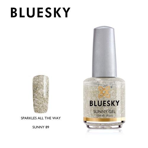 Esmalte Tradicional Bluesky - Sunny89 Sparkles all the way