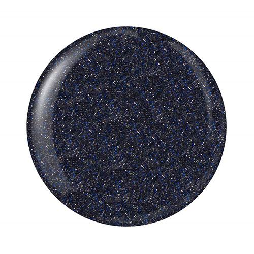 Mani-Q Esmalte Permanente - Sapphire Dust 101 Azul  grisaceo con glitter