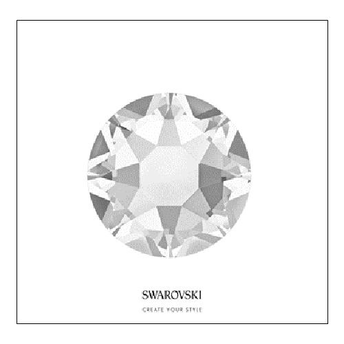 Swarovski 50 Cristales - Crystal SS7