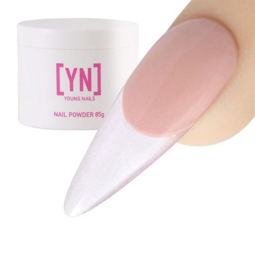 Young Nails Polvo Acrílico Core French Pink 85g