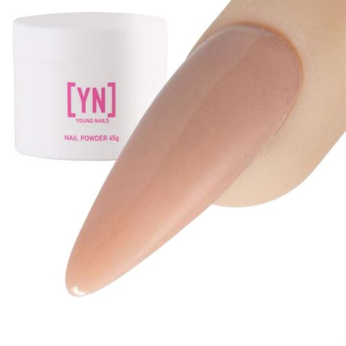 Young Nails Polvo Acrílico Cover Peach 45g
